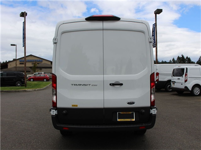 2018 Transit 250 Med Roof 4x2,  Empty Cargo Van #RA79472 - photo 6