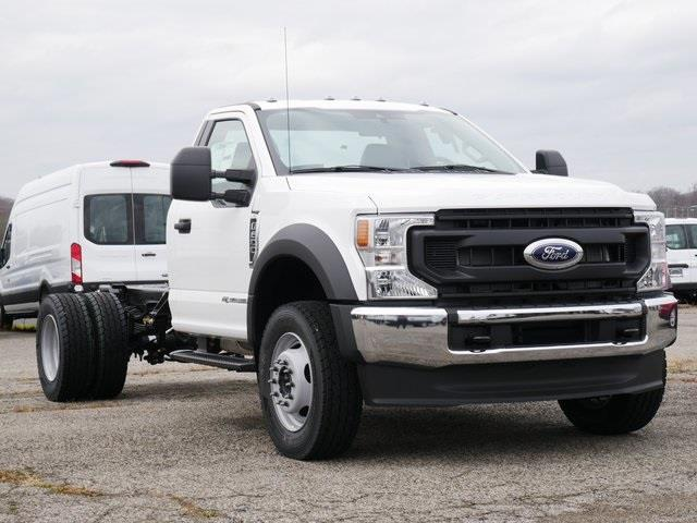 2021 Ford F-600 Regular Cab DRW 4x4, Cab & Chassis #CA00881 - photo 1