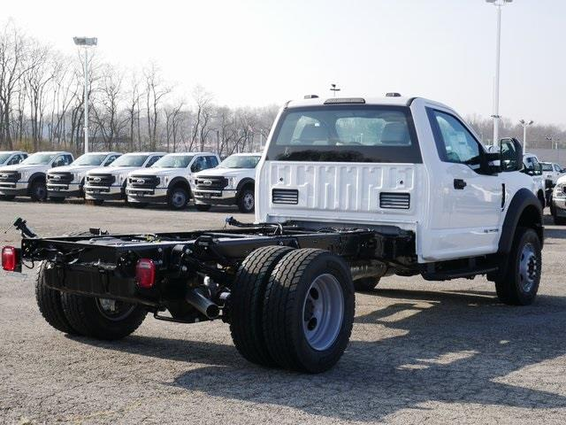 2021 Ford F-600 Regular Cab DRW 4x4, Cab & Chassis #CA00882 - photo 1
