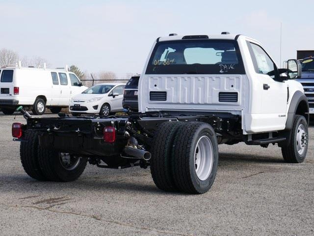 2021 Ford F-600 Regular Cab DRW 4x4, Cab & Chassis #CA00884 - photo 1