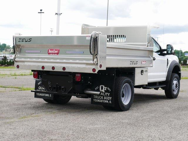 2020 Ford F-600 Regular Cab DRW 4x4, Cab Chassis #CA11600 - photo 1