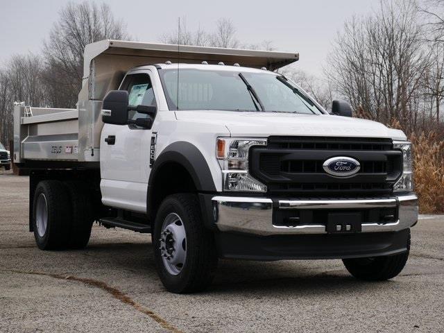 2020 Ford F-600 Regular Cab DRW 4x4, 9' Zeus Dump #CA11601 - photo 1