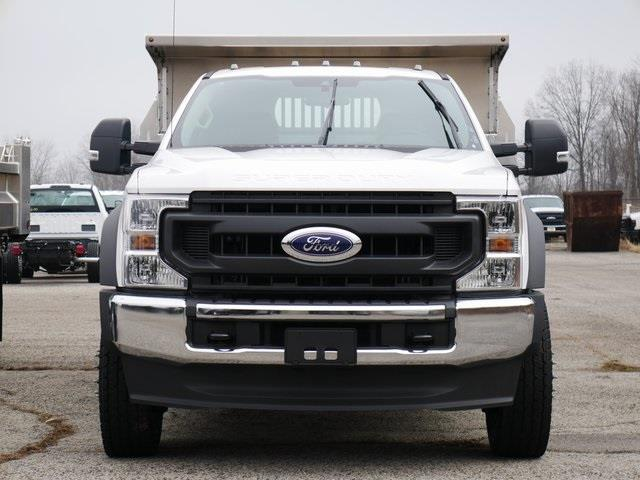 2020 Ford F-600 Regular Cab DRW 4x4, 9' Zeus Dump #CA11601 - photo 1