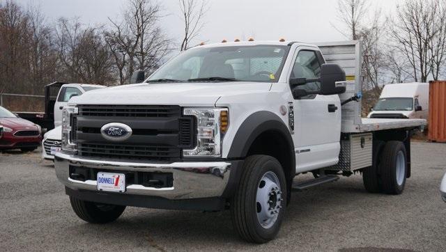 2019 Ford F-450 Regular Cab DRW 4x2, 12' Aluminum Platform #CA20981 - photo 1