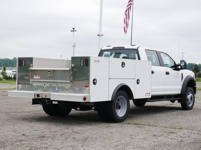 2021 Ford F-550 Crew Cab DRW 4x4, Service Body #CD08844 - photo 1