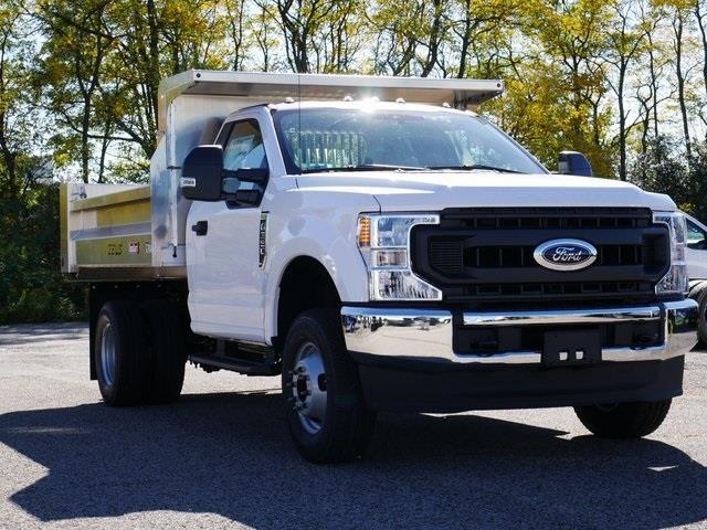 2020 Ford F-350 Regular Cab DRW 4x4, 9' Aluminum Zeus Dump #CE38426 - photo 1