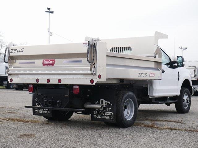 2020 Ford F-350 Regular Cab DRW 4x4, 9' Zeus Aluminum Dump #CE38427 - photo 1