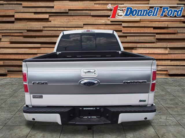 2010 F-150 Super Cab 4x4,  Pickup #H1018 - photo 4