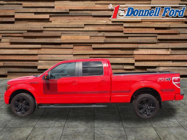 2013 F-150 SuperCrew Cab 4x4,  Pickup #H1674 - photo 3