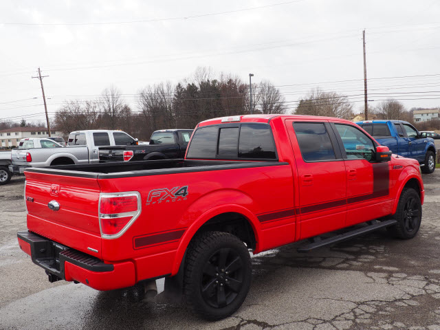 2013 F-150 SuperCrew Cab 4x4,  Pickup #H1674 - photo 5