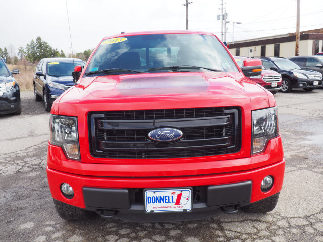 2013 F-150 SuperCrew Cab 4x4,  Pickup #H1674 - photo 6