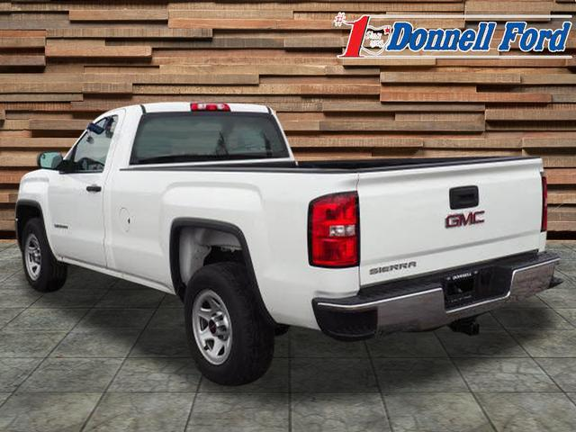 2017 Sierra 1500 Regular Cab 4x2,  Pickup #H1681 - photo 2