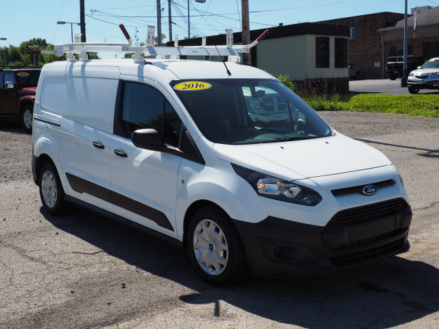 2016 Transit Connect 4x2,  Upfitted Cargo Van #H1757 - photo 7