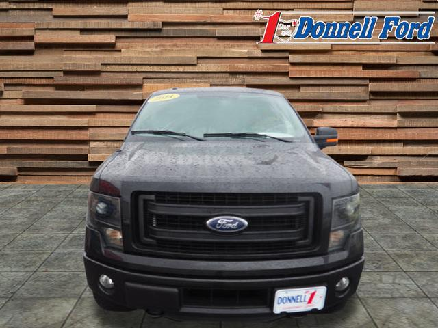 2014 F-150 Super Cab 4x4,  Pickup #H1963 - photo 3