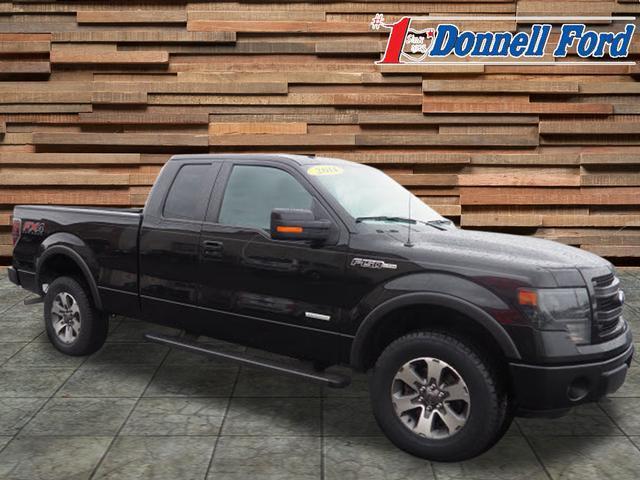 2014 F-150 Super Cab 4x4,  Pickup #H1963 - photo 4