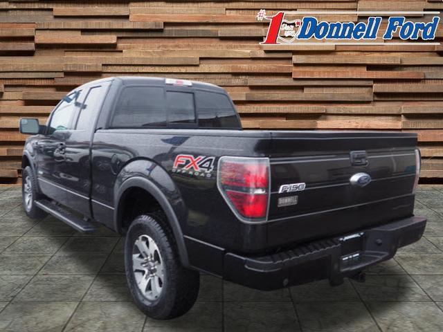 2014 F-150 Super Cab 4x4,  Pickup #H1963 - photo 2