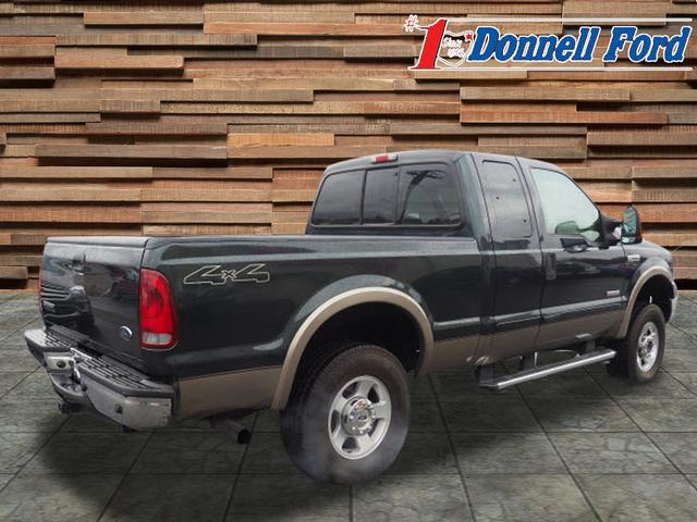 2006 F-250 Super Cab 4x4,  Pickup #T141310 - photo 4