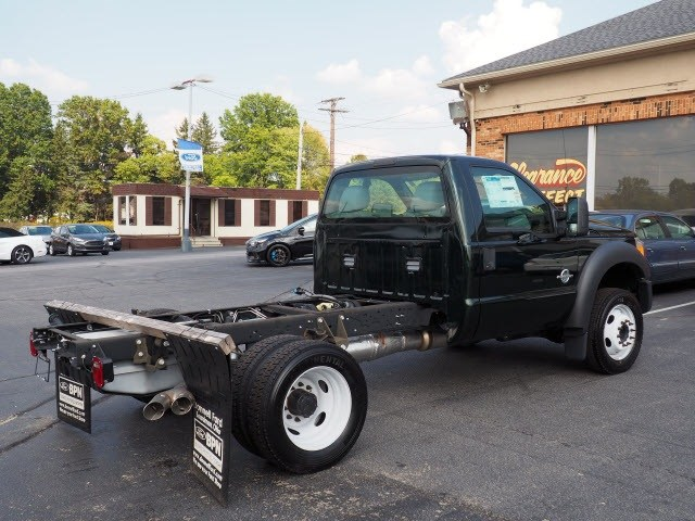 2016 F-550 Regular Cab DRW, Cab Chassis #T18037 - photo 2