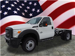 2016 F-550 Regular Cab DRW 4x4, Cab Chassis #T18171 - photo 1