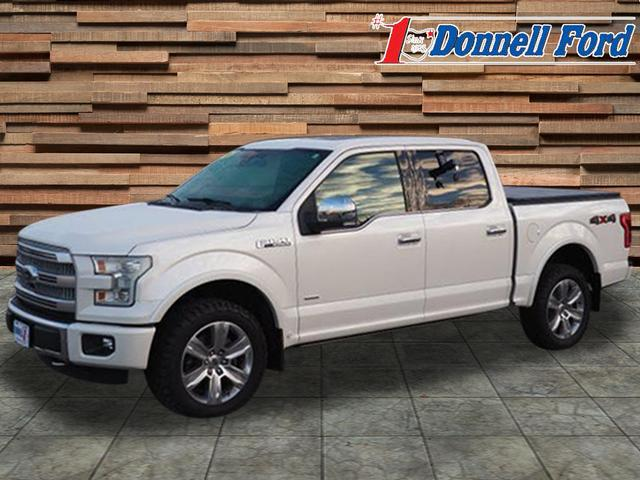 2016 F-150 SuperCrew Cab 4x4,  Pickup #T19296A - photo 1