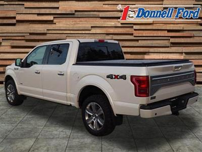 2016 F-150 SuperCrew Cab 4x4,  Pickup #T19296A - photo 2
