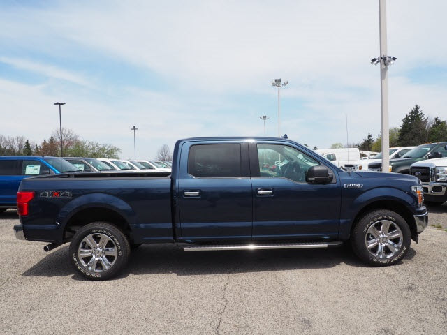 2018 F-150 SuperCrew Cab 4x4,  Pickup #T19499 - photo 3