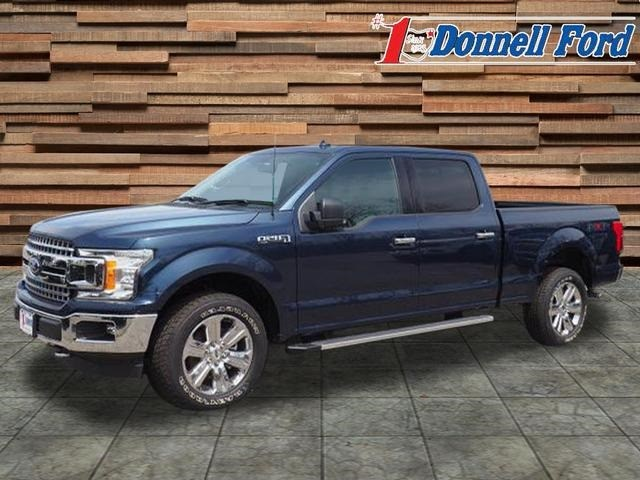 2018 F-150 SuperCrew Cab 4x4,  Pickup #T19499 - photo 1