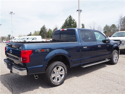 2018 F-150 SuperCrew Cab 4x4,  Pickup #T19499 - photo 2