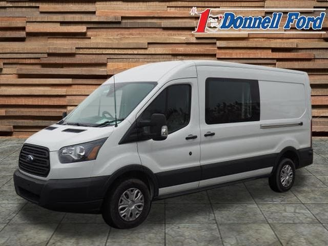 2018 Transit 350 Med Roof 4x2,  Empty Cargo Van #T19530 - photo 1