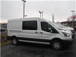 2018 Transit 350 Med Roof 4x2,  Empty Cargo Van #T19530 - photo 3