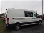 2018 Transit 350 Med Roof 4x2,  Empty Cargo Van #T19530 - photo 4