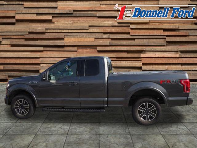 2015 F-150 Super Cab 4x4,  Pickup #T19546A - photo 3