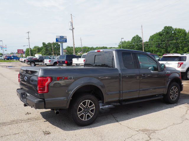 2015 F-150 Super Cab 4x4,  Pickup #T19546A - photo 5