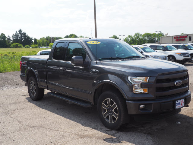 2015 F-150 Super Cab 4x4,  Pickup #T19546A - photo 7