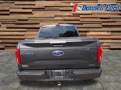 2015 F-150 Super Cab 4x4,  Pickup #T19546A - photo 4