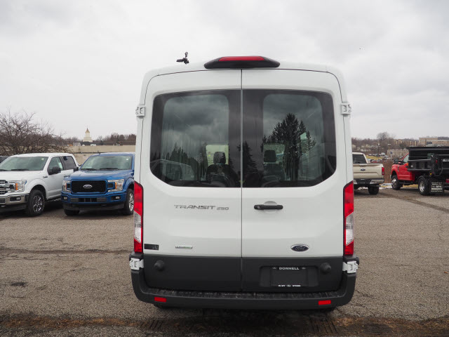 2018 Transit 250 Med Roof 4x2,  Empty Cargo Van #T19591 - photo 4