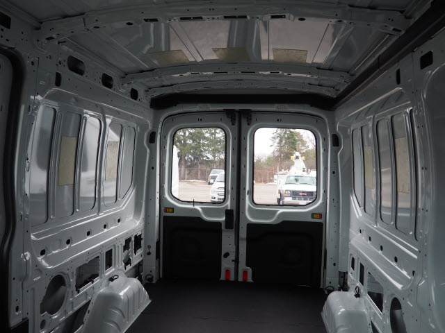 2018 Transit 250 Med Roof 4x2,  Empty Cargo Van #T19591 - photo 2