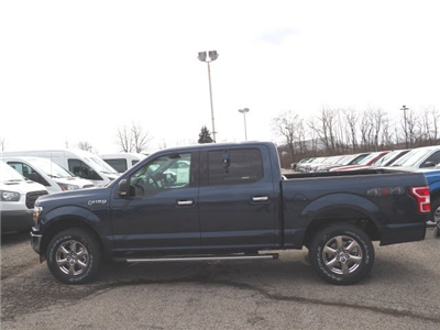 2018 F-150 SuperCrew Cab 4x4,  Pickup #T19617 - photo 3