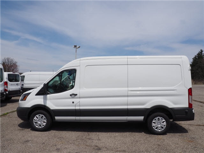 2018 Transit 250 Med Roof,  Empty Cargo Van #T19629 - photo 3