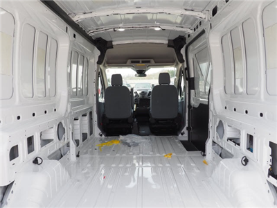 2018 Transit 250 Med Roof,  Empty Cargo Van #T19629 - photo 2