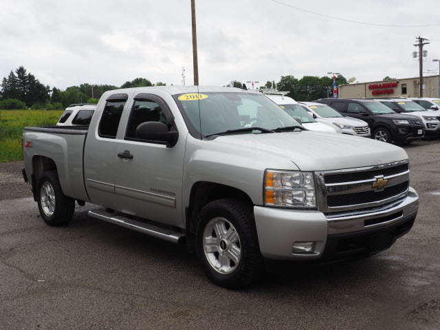 2011 Silverado 1500 Extended Cab 4x2,  Pickup #T19754A - photo 7