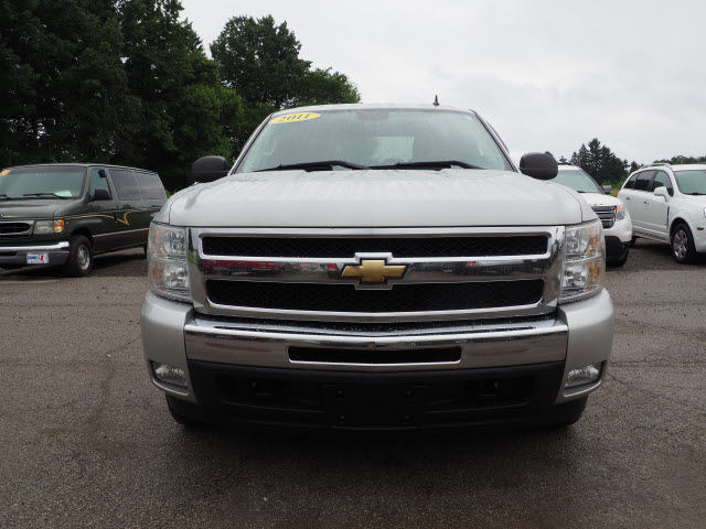 2011 Silverado 1500 Extended Cab 4x2,  Pickup #T19754A - photo 8