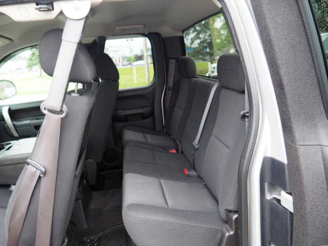 2011 Silverado 1500 Extended Cab 4x2,  Pickup #T19754A - photo 10