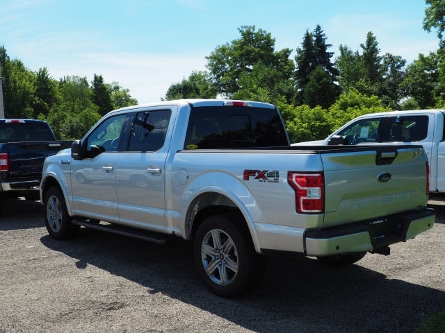 2018 F-150 SuperCrew Cab 4x4,  Pickup #T19824 - photo 2