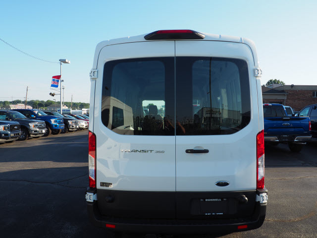 2018 Transit 350 Med Roof 4x2,  Empty Cargo Van #T19837 - photo 3