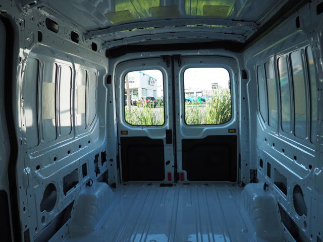 2018 Transit 350 Med Roof 4x2,  Empty Cargo Van #T19837 - photo 2