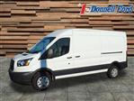 2018 Transit 350 Med Roof 4x2,  Empty Cargo Van #T19837 - photo 1