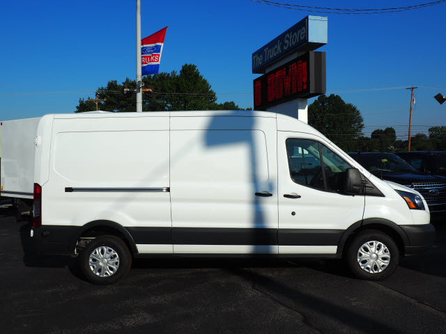 2018 Transit 250 Med Roof 4x2,  Empty Cargo Van #T19843 - photo 3