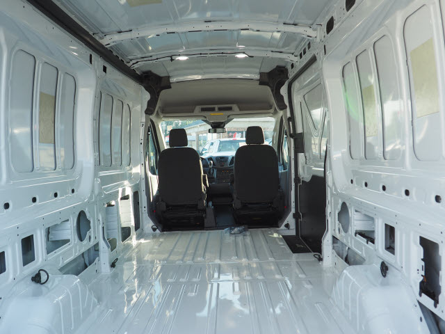 2018 Transit 250 Med Roof 4x2,  Empty Cargo Van #T19843 - photo 2