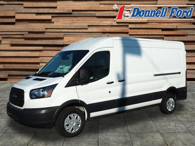 2018 Transit 250 Med Roof 4x2,  Empty Cargo Van #T19843 - photo 1